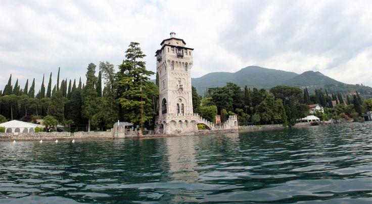 La Torre de San Marcos, Isla de Garda