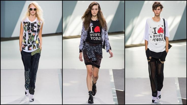 2013 Yaz Modası: Grunge 90'lar - 3.1. Philip Lim