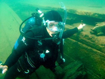 Shipwreck Tours, Scuba Dive Lake Superior Shipwrecks Munising, MI, Upper Peninsula of Michigan