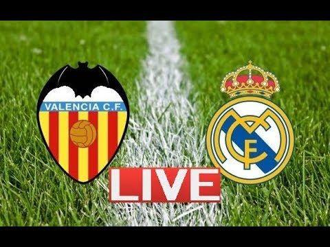 🔴 LIVE: Valencia vs Real Madrid LIVE Streaming Spanish La Liga 27/Jan/2018