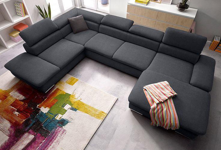 dream couch! Wohnlandschaft Sofa Linos I, Matratzen, Lattenroste - gemütliches sofa wohnzimmer