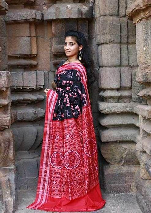 Odisha Cotton Saree