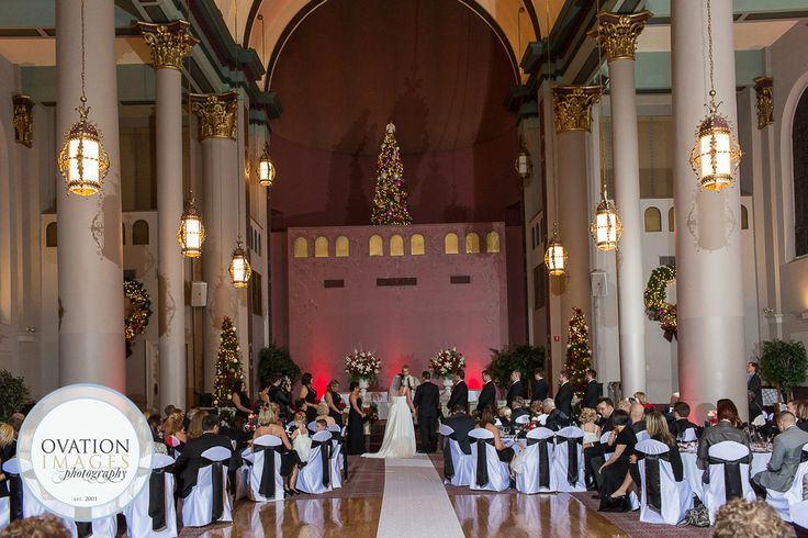 Have Your Ceremony On Site Here At The Grand Hall, While