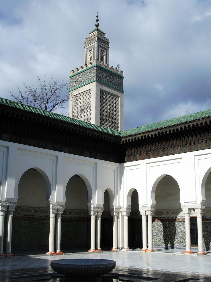 visite de la mosquée de Paris et de sa bibliothèque coranique. http://visite-guidee-paris.fr