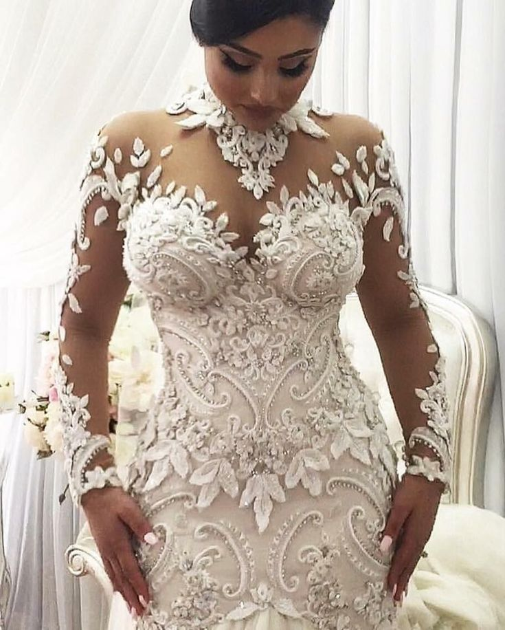 Nigerian Wedding Gowns: The 25+ Best African Wedding Dress Ideas On Pinterest