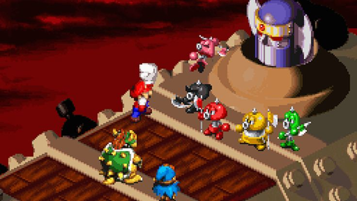 20 Years Later, Few Nintendo Games Have Lived Up ToSuper Mario RPG