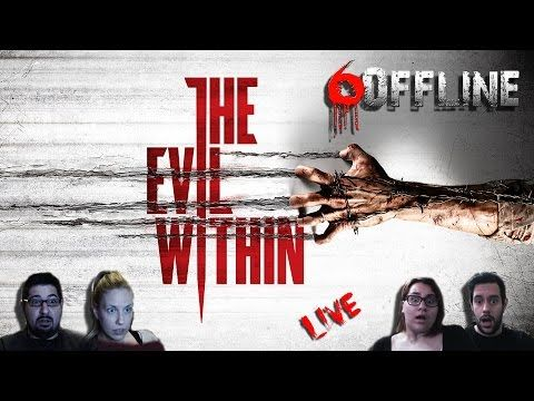 HORROR NIGHT #16   The Evil Within - PS4   (On Homido) Oculus : One Night At…