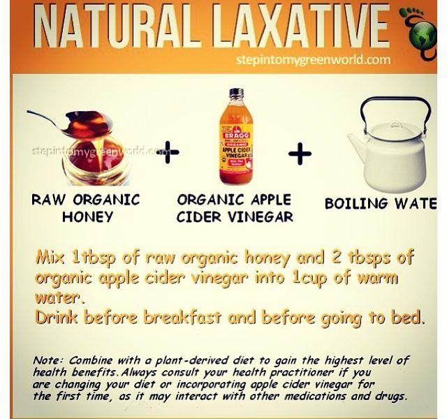 Natural laxative