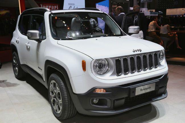 2016 Jeep Liberty Renegade