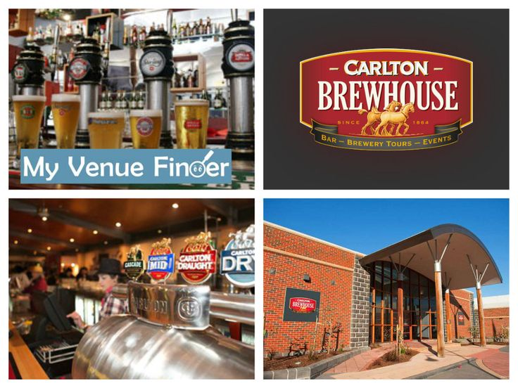 My Venue Finder: Carlton Brewhouse Melbourne  #CarltonBrewhouseMelbourne  See more about this above now.