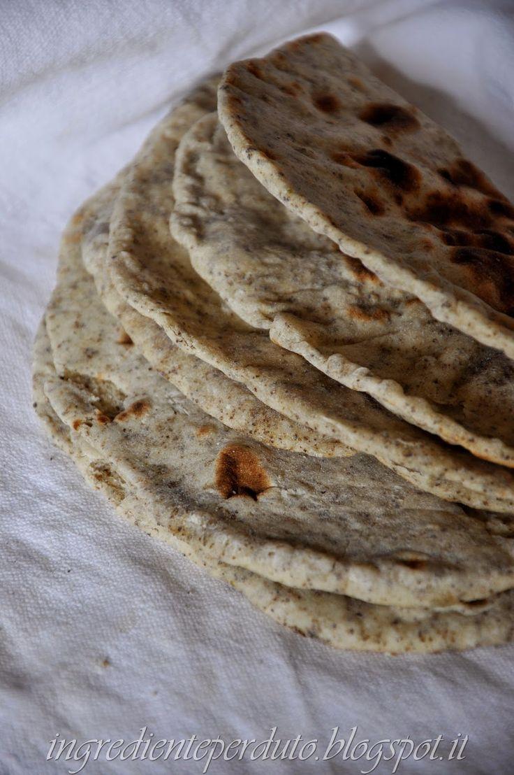 L'ingrediente perduto: Pane indiano con farina di canapa e lievito madre per il World Bread 2014