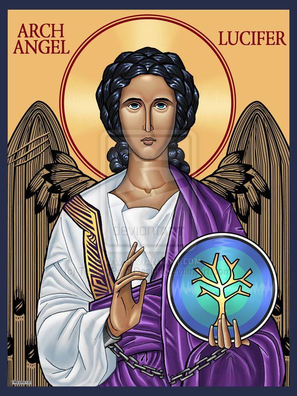 Archangel Lucifer