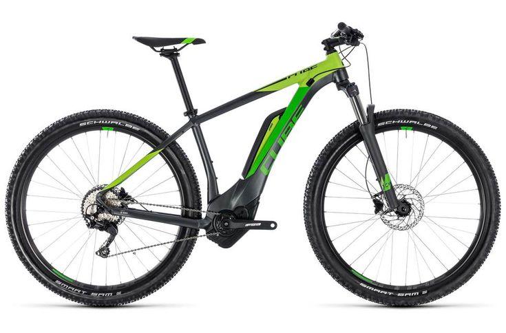 Cube Reaction Hybrid Pro 400 2018 Electric Mountain Bike