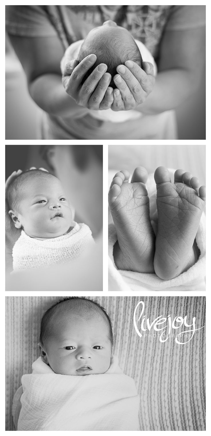 Black and White Newborn Photography in Salem, Oregon with LiveJoy Photography #livejoyphotography #newborn