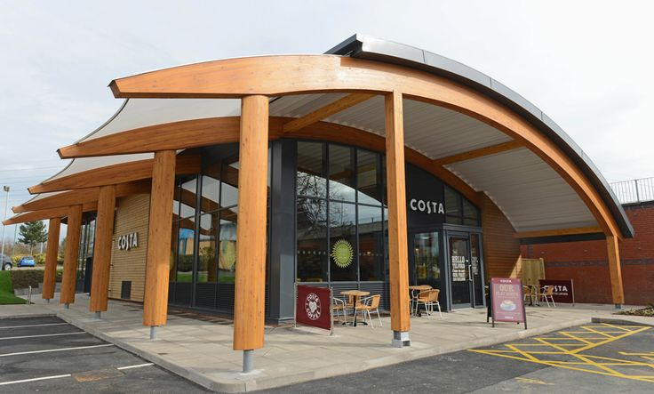 Fordingbridge are delighted with their involvement as part of the project team delivering the first 'Zero Energy' retail building for the nation's favourite coffeehouse chain – Costa Coffee.