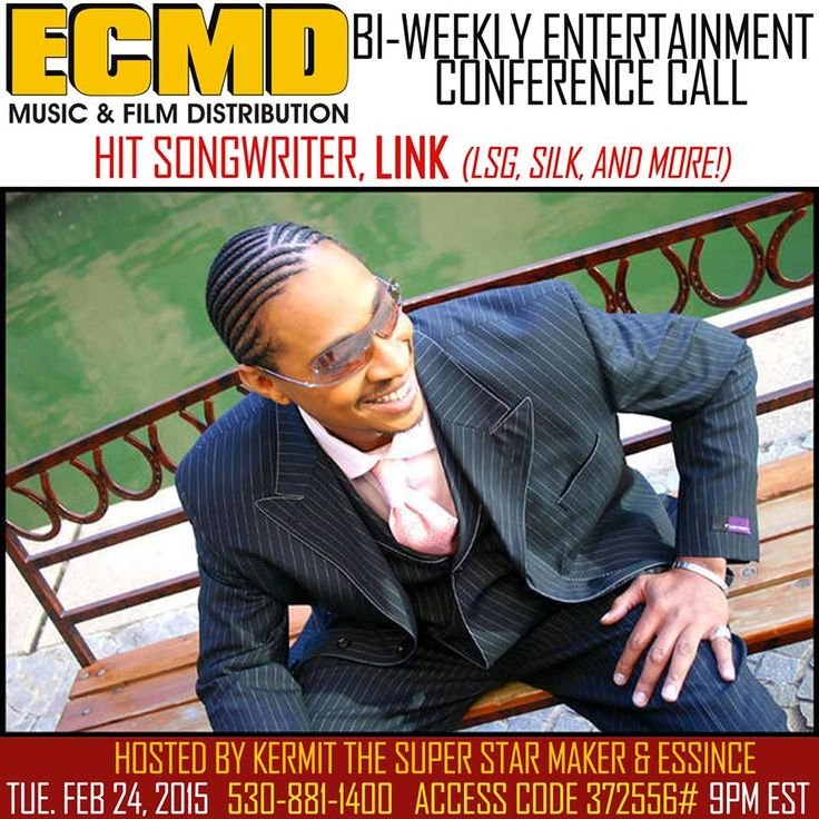 ECMD Conference Call EVERY OTHER TUESDAY @ 9pm e.s.t. Call 530-881-1400  Caller