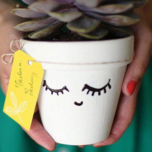 Des petits pots qui donnent le sourire