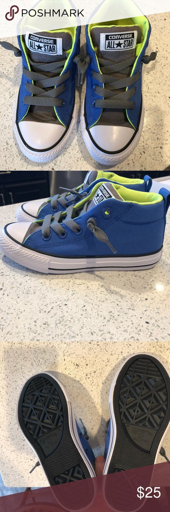Converse shoes boys Brand new converse shoes size 13 boys Converse Shoes Sneakers