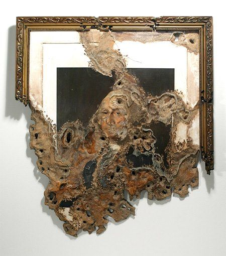 Valerie Hegarty | Destruction/Dissolving