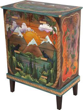 Sticks Dresser 4333 by Sticks | Sticks Furniture, Home Decorative Accents