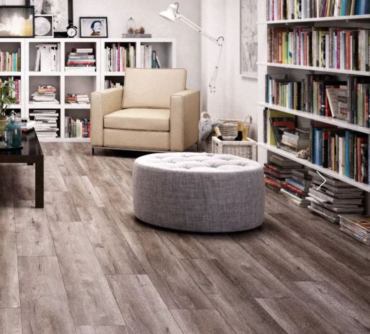 Republic Floors new triple moisture protection waterproof laminate flooring.