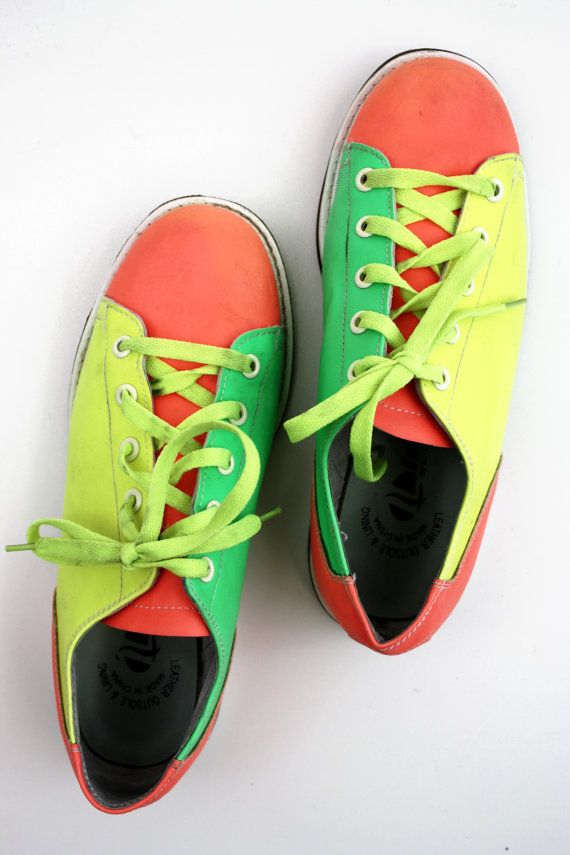 17 Best images about Bowling Shoes on Pinterest | Neon green ...