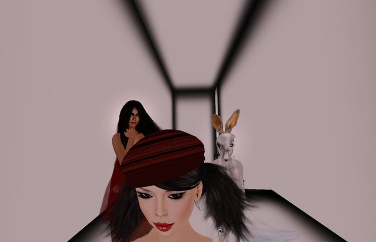 "Bryn Oh (CAN), Quan Lavender (GER) and Zet Avril (PER). ""Imogen and the pigeons"" Sneak peek, SL."