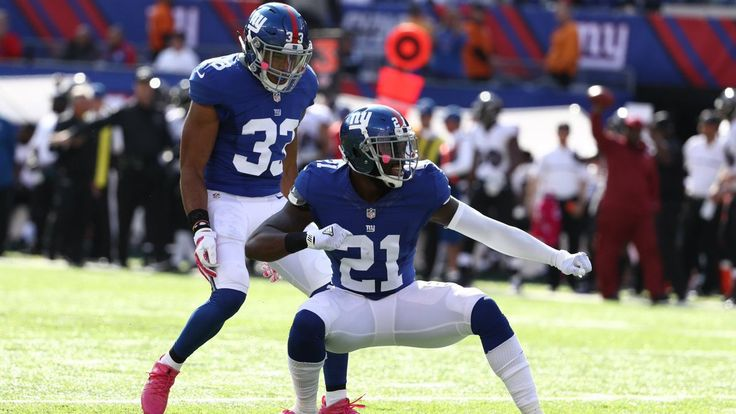 LANDON COLLINS PUTS THIS AWAY!! His 4th straight game with a pick seals this one for the Giants!!!