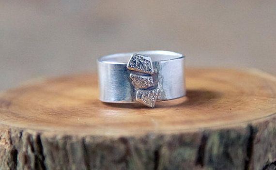 A little nonsense now and then, is relished by the wisest men - Willy Wonka  A little Nonsense large ring is Irish handmade in sterling silver by Taer Jewellery.