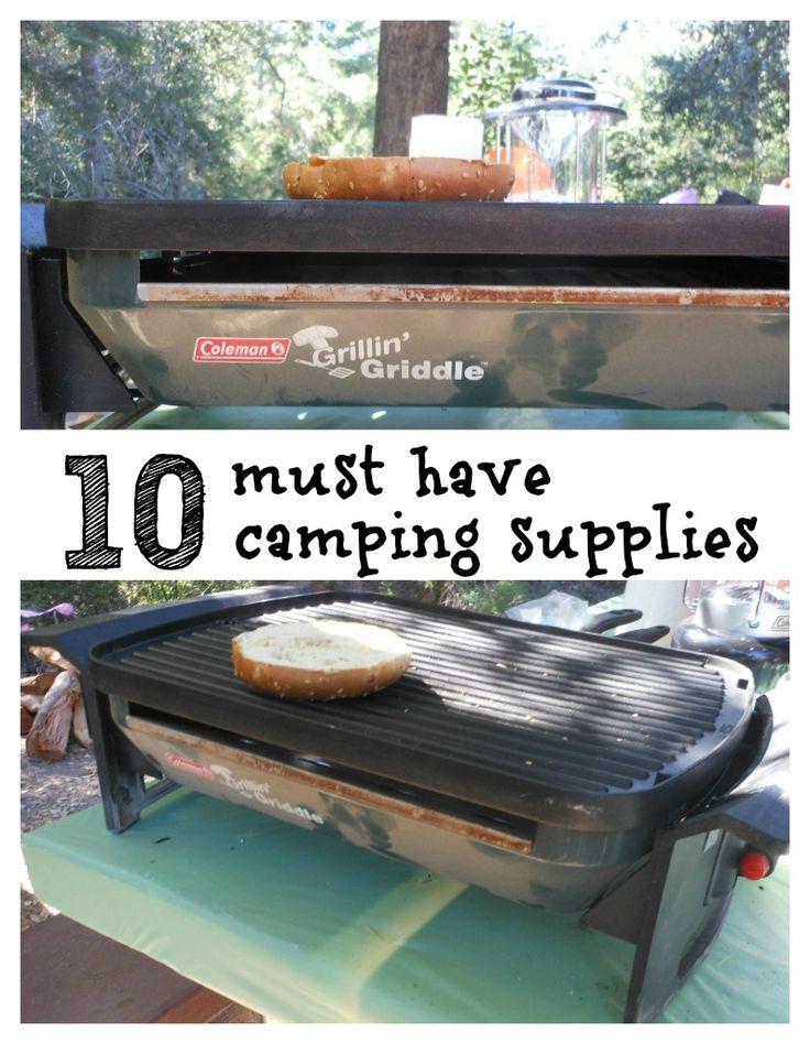 Car Camping Ideas