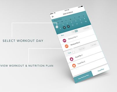 "Check out new work on my @Behance portfolio: ""UI movement of HighFitness"" http://be.net/gallery/46237007/UI-movement-of-HighFitness"