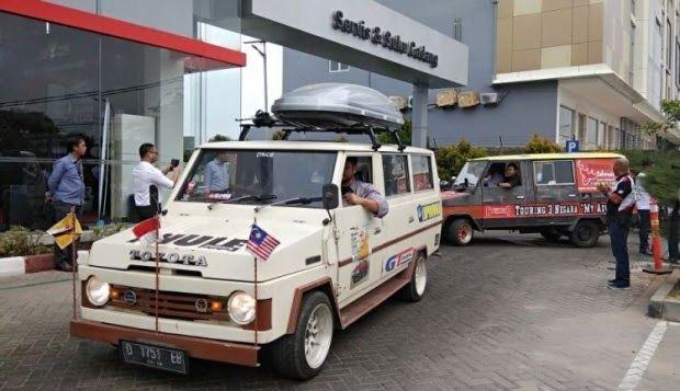Gambar Mobil Kijang Buaya Cerita Kijang Doyok Touring 3 000 Kilometer Melintasi 3 Negara Download Kikofam Kijang Kotak Family Kijang Mobil Interior Mobil