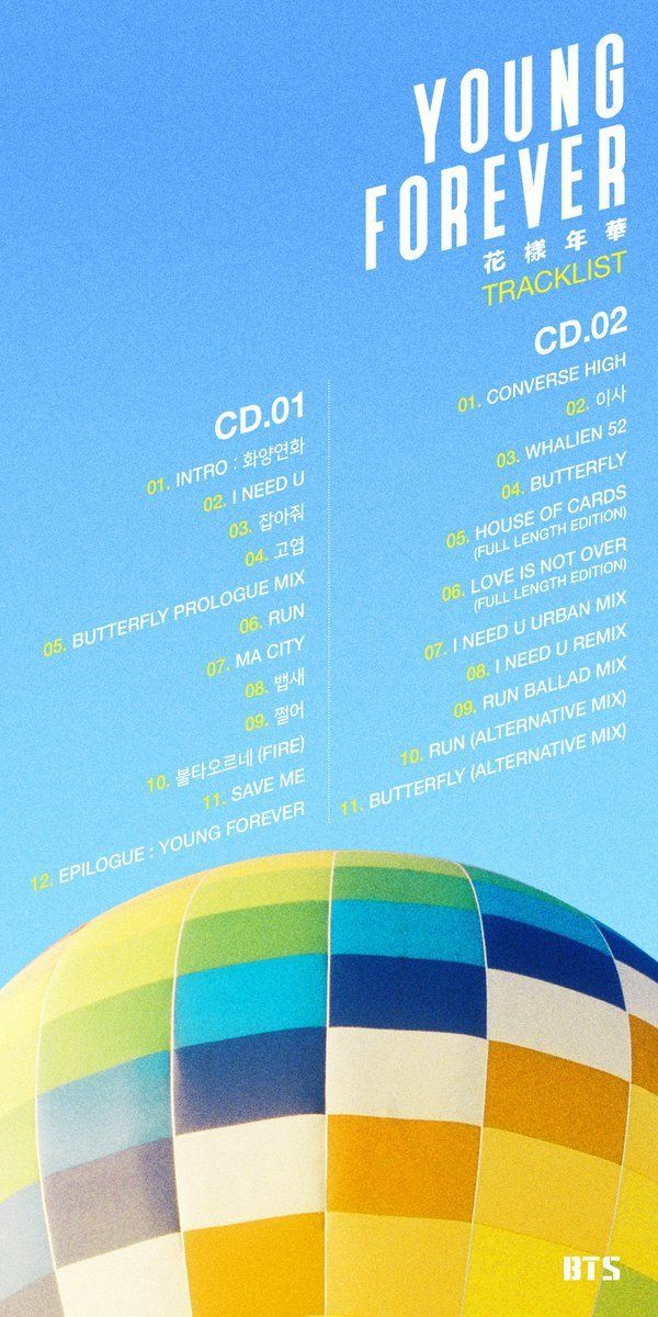 BTS drops track list for upcoming special album | allkpop.com