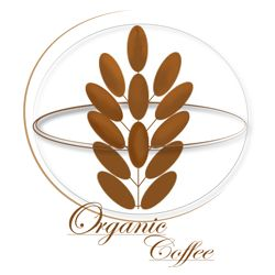 My personal logo for Organic  coffee:)