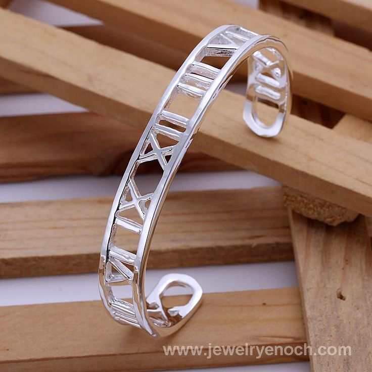 925 hollow silver bangle silver bangles for women elegant bangles