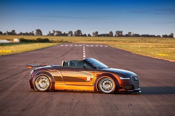 2001 Audi TT 1.8T quattro Roadster For Sale $120,000 - 1412077