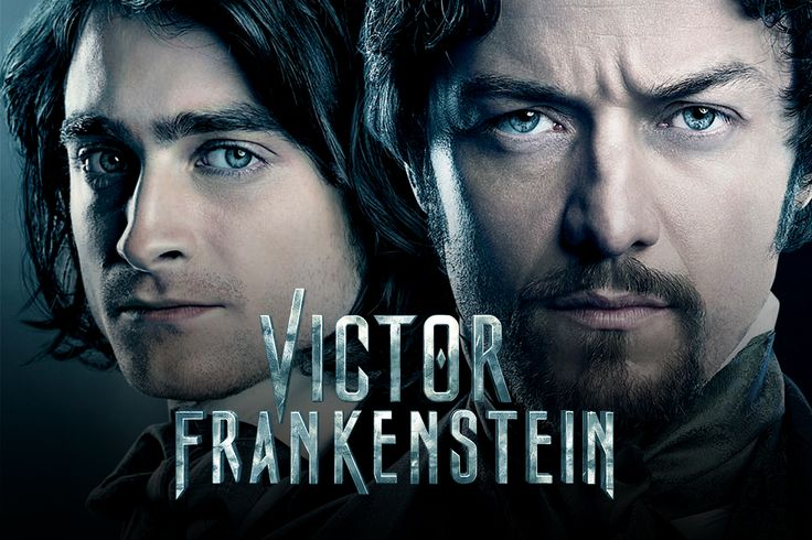 Create artwork for Victor Frankenstein