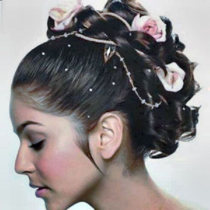 wedding hair styles to the side 10 best images about wedding hairstyles on 5399