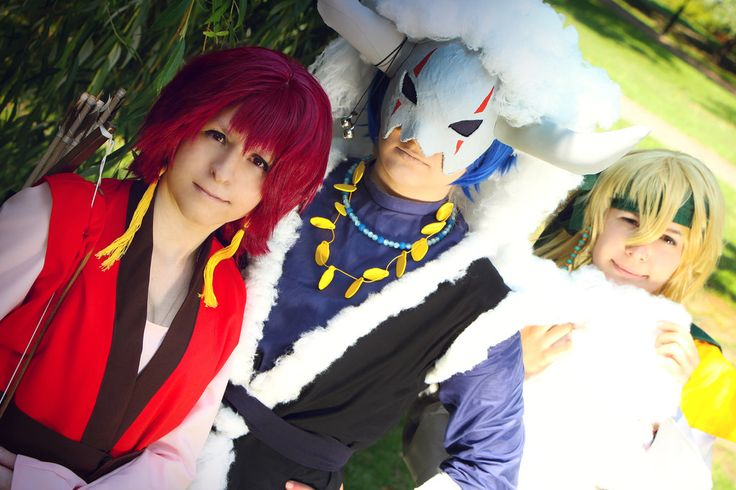 Akatsuki no Yona cosplay :) Photo: https://www.facebook.com/Kentaro-Schiffer-EH-174534562695695/timeline/