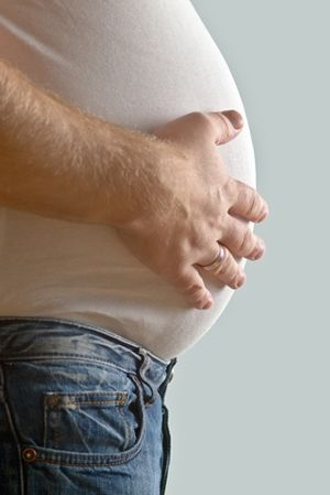 Top reasons #bellyfat is dangerous for men... Having a #beerbelly can indicate much more than just a love for #brews.