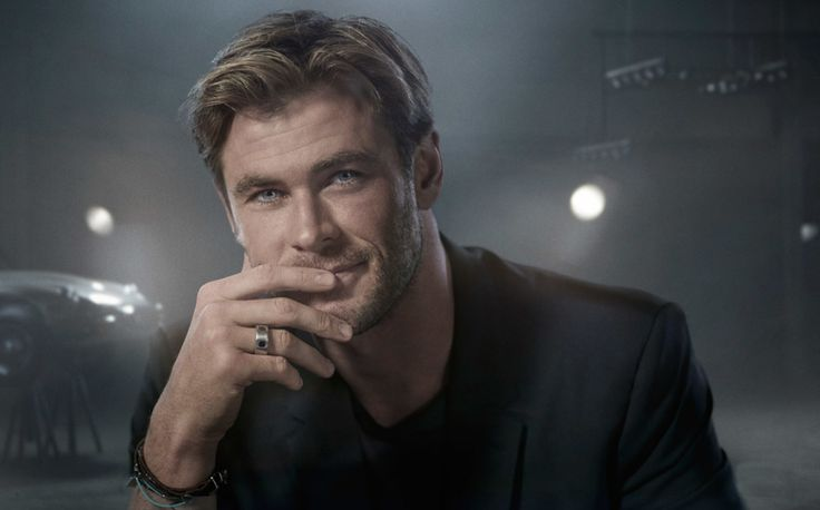 Chris Hemsworth Pine Commercial Www Picsbud Com