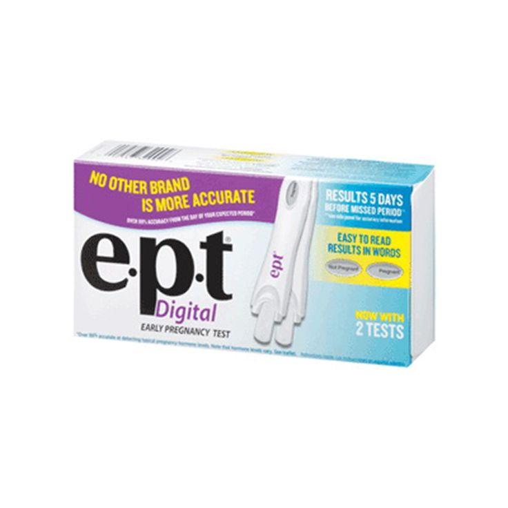 E p t company info pregnancy