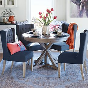 Contemporary Dining Room Furniture Ideas From Urban Barn