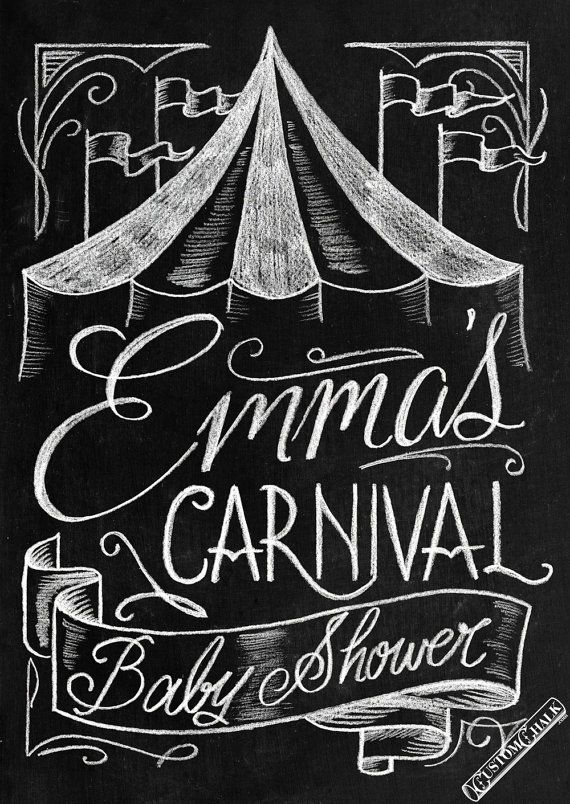 Chalkboard lettering  digital chalkboard art  by customchalk,