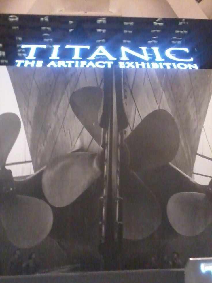 Titanic exhibit las vegas discount coupon