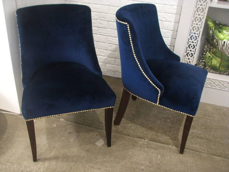 Navy Dining Chairs Navy Style Metal Dining Chair Brushed Copper