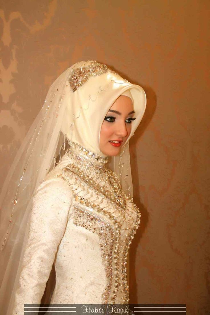 Best 25+ Muslim Wedding Dresses Ideas On Pinterest