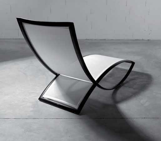 Fish Chaise Lounge by Ego Paris