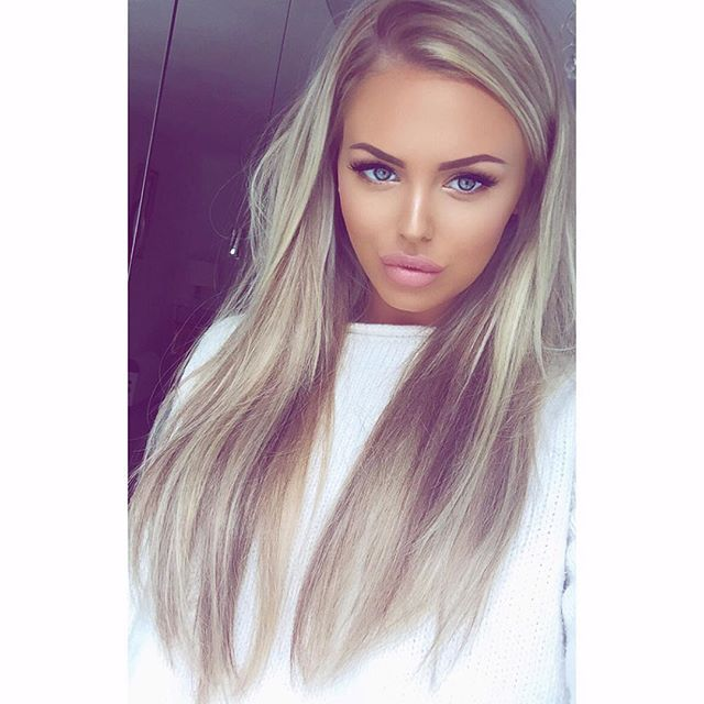 The 25 best long blonde haircuts ideas on pinterest blonde love her hair the duck lips not so much urmus Images