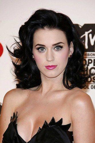 Katy Perry rocking that sex kitten look